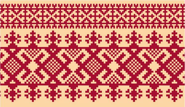 вышивка-берберов
