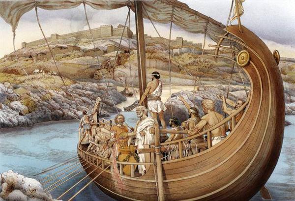 торговый-корабль