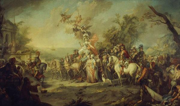 1768-битва при озере кагул