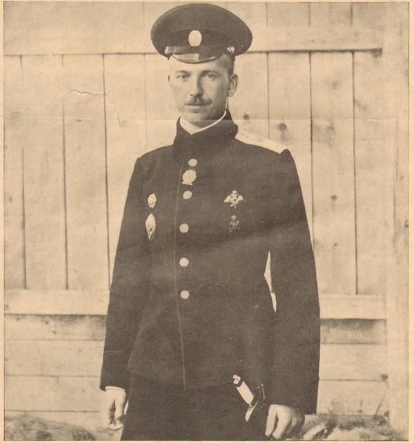 1914 г. погиб Петр Николаевич Нестеров