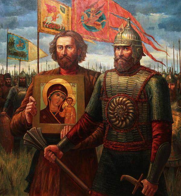 4 ноября казанская икона- Божьей Матери