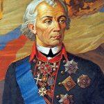 Александр Суворов в Евпатории