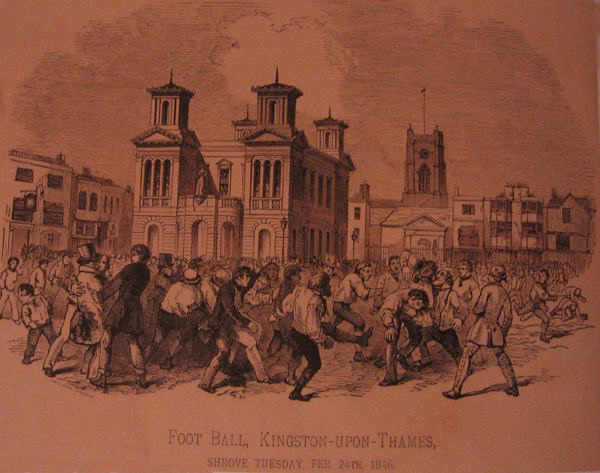 др.Footboll_in_England_1846