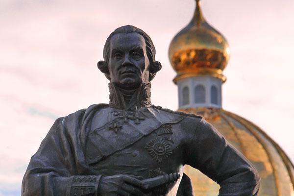 1-адмирал Федор Ушаков