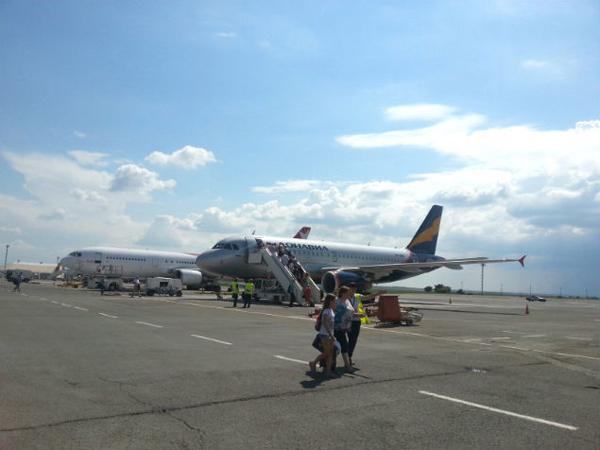 1-миллионный турист в 2015 году прилетел в середине июня.
