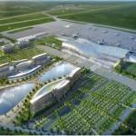 Эскизы будущего аэрокомплекса «Симферополь»