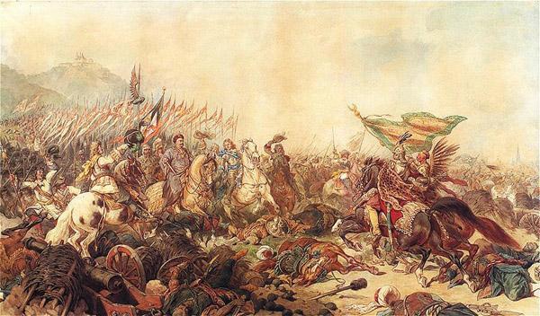 Австро-турецкая война. Сражение под Веной 1683 г.