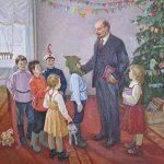 Как боролись с рождественской ёлкой в СССР