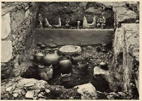 Knossos-двор,