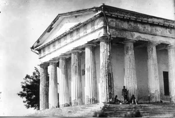 Музеум в Керчи. Фото 1926 года