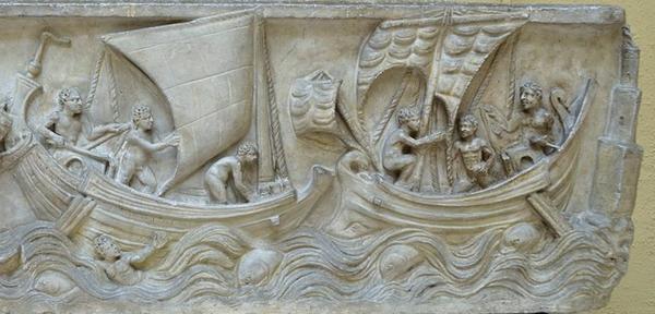 аттака-Саркофаг= с 3 грузовыми кораблями и с моряками,
