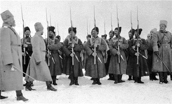 казаки-герои