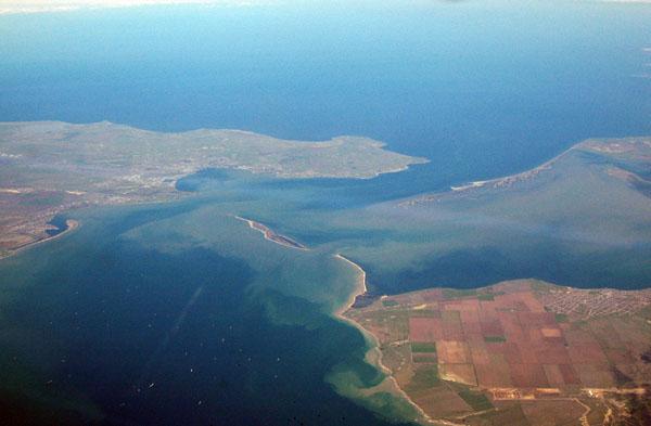 керченский пролив-боспор