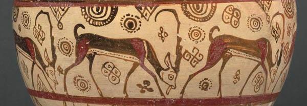 козы-родос-милет-7 в. до н.э.