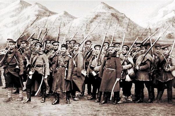 русская армия дошла до Константинополя в 1878 году