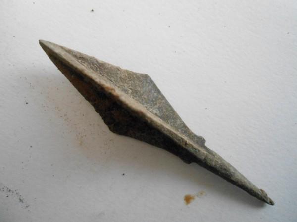 курган Куль-Оба-наконечник стрелы