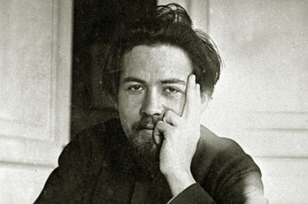 Антон Павлович Чехов. 1891 год.