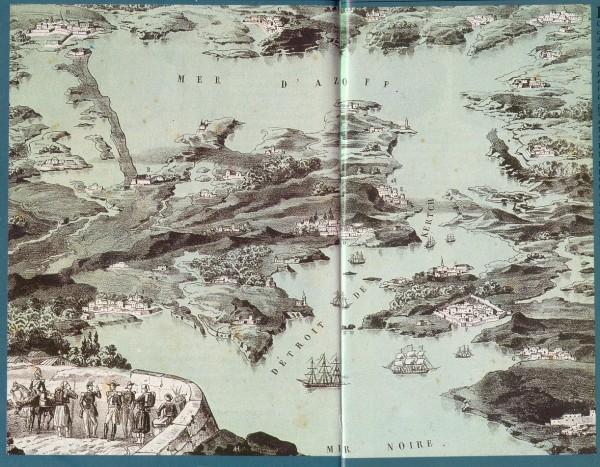 карта-керчь-пролив-тамань