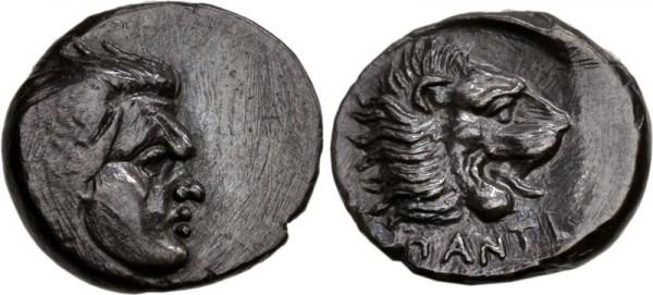 1-Диабол-390г.до н.э.-Сатир безбородый+левПАNТI