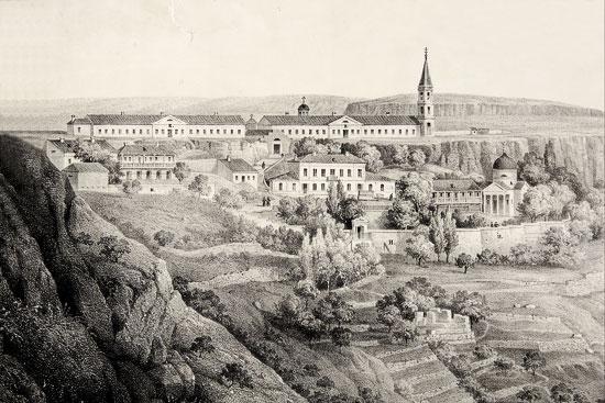 1-греческий монастырь Святого Георгия Победоносца в Балаклаве