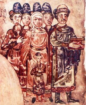1-ода принцесса немецкая возможно жена сына ярослава святославе