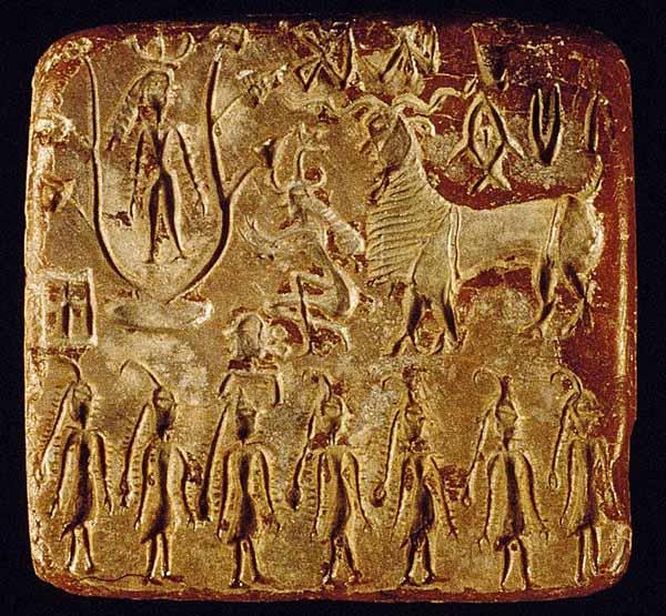 1-рождество-божества с рогами на голове-+7 жён-мирраносиц