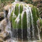 Водопад «Серебряные струи» обрушился