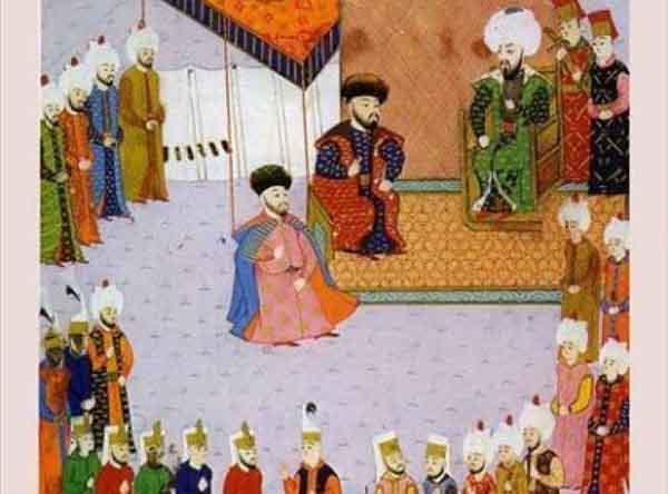 1475 г. крымский султан под властью турецкого хана