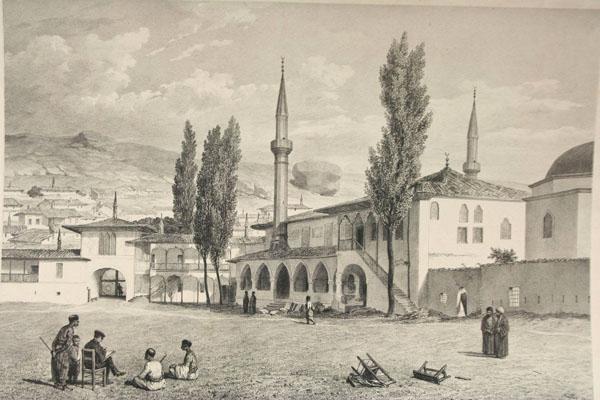 17 августа 1837-бахчисарай