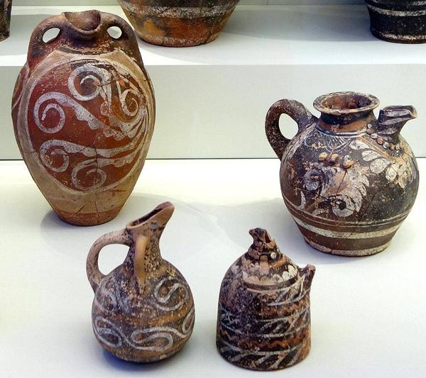1900 - 1700гг до н.э. Крит. Кносский дворец