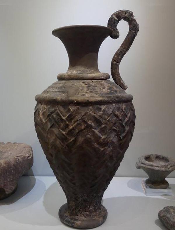 2600—2400 г. до н. э. керамическое плетение