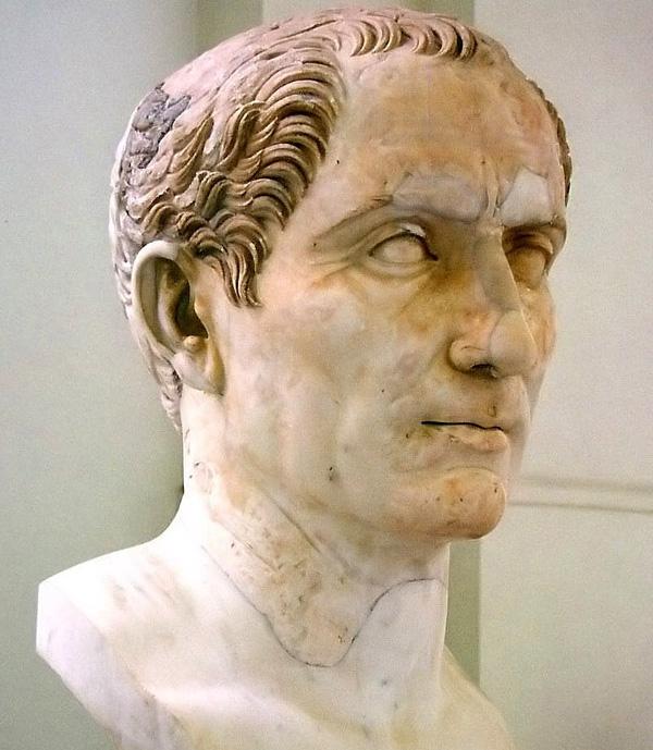 47 до н. э. - Гай Юлий Цезарь,