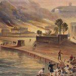 Археологические раскопки английских интервентов в Крыму в годы Крымской войны 1853-1856 годов