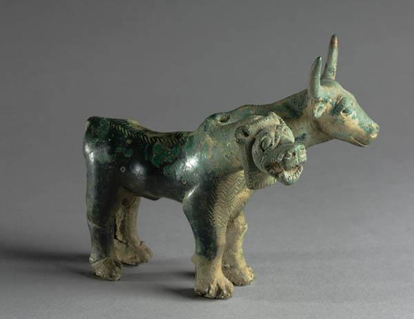 Лев и Бык, 1500-1000 до н.э.