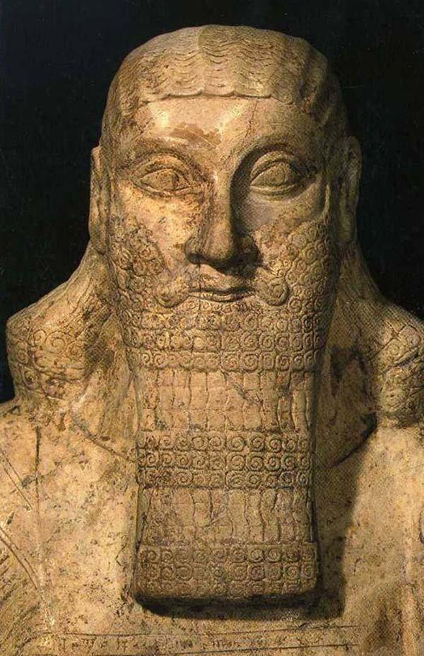 ассирийский-ашурбанапал-Ashurbanipal