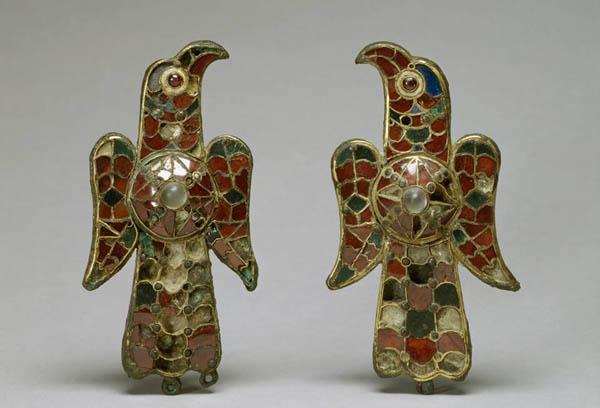 орлы - вест-готов. 6 век нашей эры.