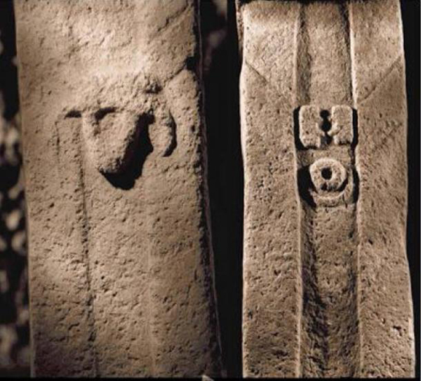 гебекли-pillars-at-Gobeklitepe