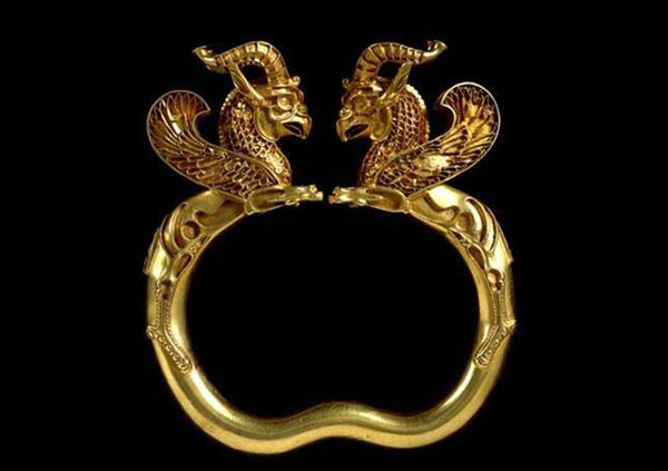 грифоны- Achaemenid_persia-5-4 вв. до н.э.