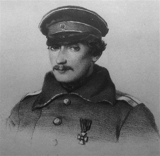 лейтенант Н.А. Бирюлев