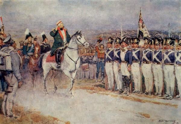 Русская армия М. Кутузова
