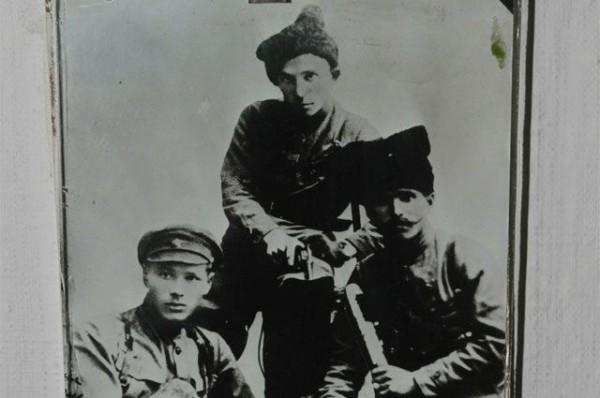 чапай и Петька - Пётр Исаев.