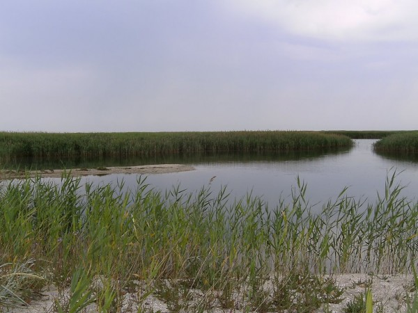 бакльское озеро