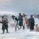 Как французы русскими казаками стали