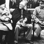 Миропорядок, принятый на Ялтинской конференции.
