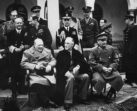 1945, Yalta Conference