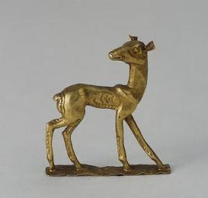2400 лет назад в Иран,олень