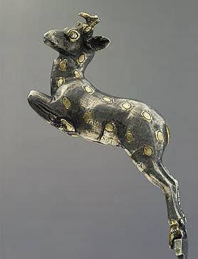 2400 лет назад в Иран,-олень