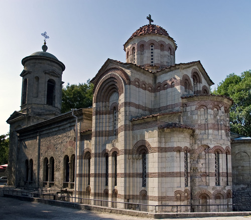 Church of St John the Baptist -Kerch