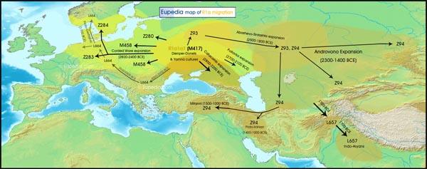 R1a_- 1000 г. до.н.э.map