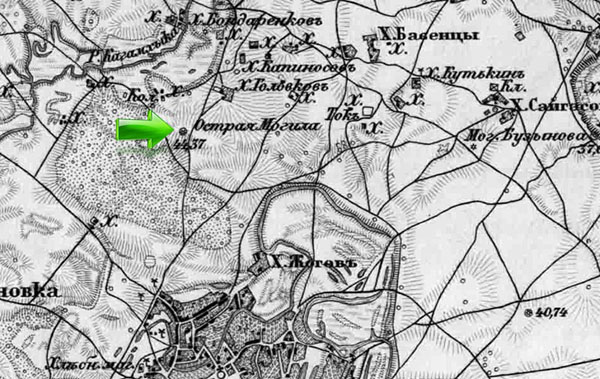 карта-ostraya_mogila